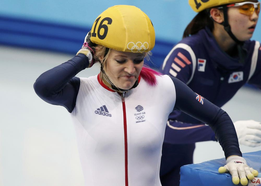 Why Elise Christie saga could damage speed skating's hard-earned reputation as a Winter Olympic sport