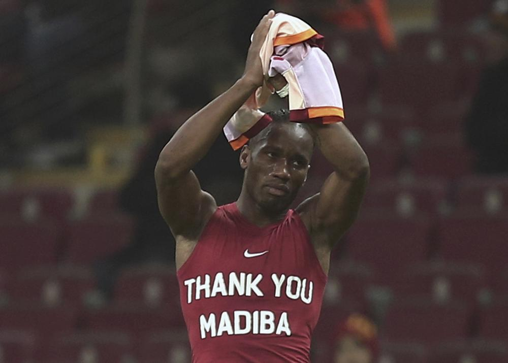 The Tipster: Didier Drogba will have too much respect for Chelsea to celebrate if he scores against them for Galatasaray