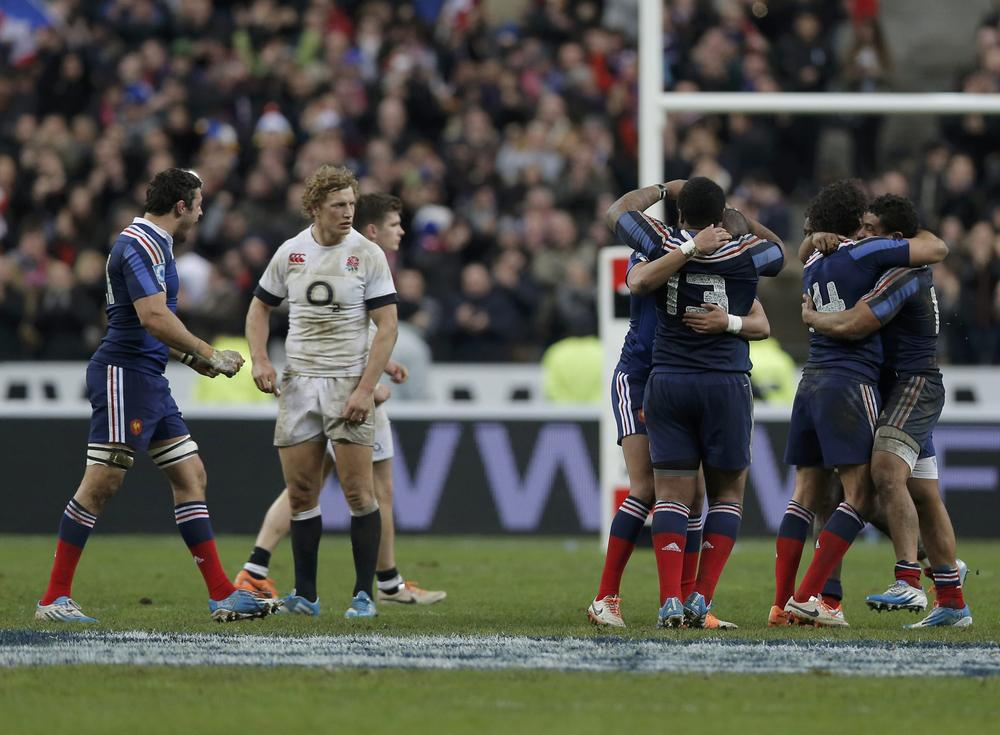 Why the bizarre use of the bench crippled England against France in Paris