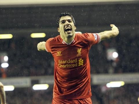 Atletico Madrid 'leave Luis Suarez transfer plans on restaurant table'