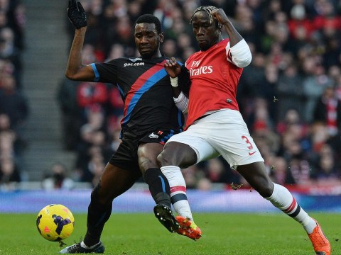 Bacary Sagna 'not close' to agreeing new deal as he nears Arsenal exit