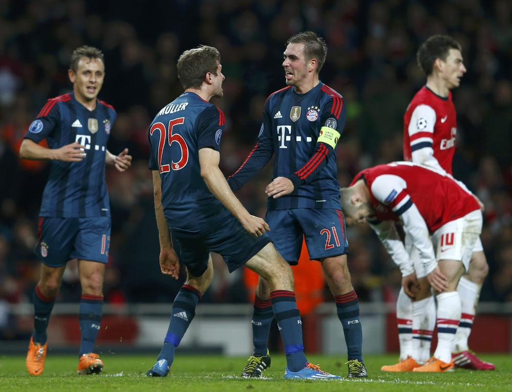 The Tipster: Arsenal and Manchester City face Champions League elimination