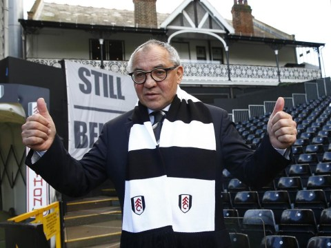 Felix Magath's optimism is hard to replicate as Fulham shambles continues
