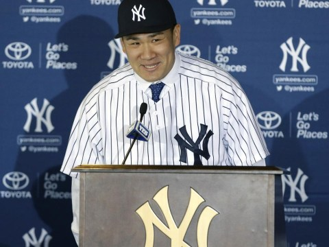 New York Yankees star Masahiro Tanaka pays £120,000 to hire jumbo so wife's poodle can travel in style
