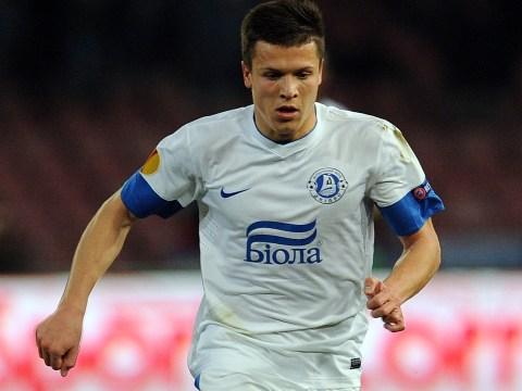 Liverpool eye new move for Yevhen Konoplyanka in summer transfer window