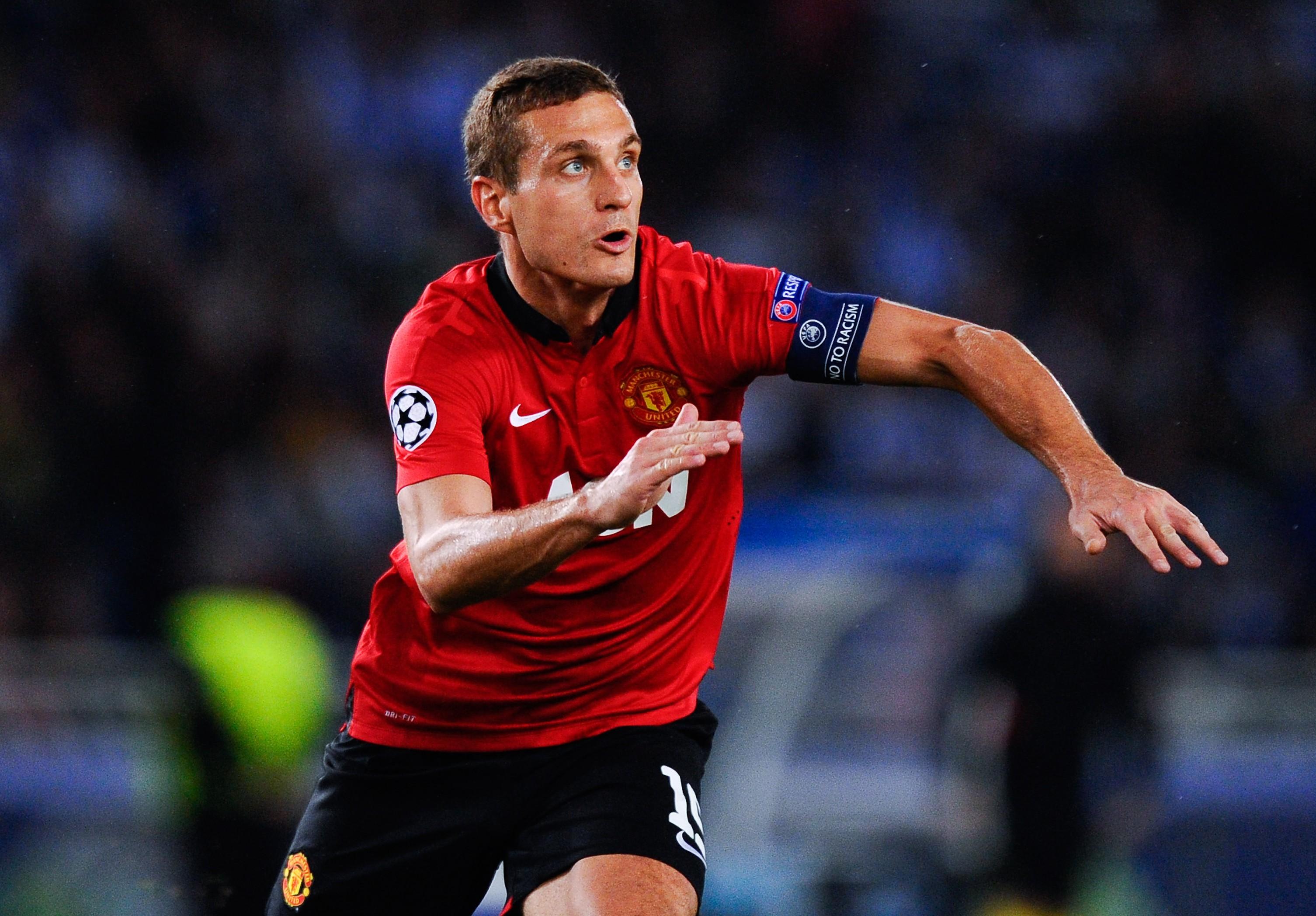 Nemanja Vidic in advanced talks to quit Manchester United for Inter Milan transfer