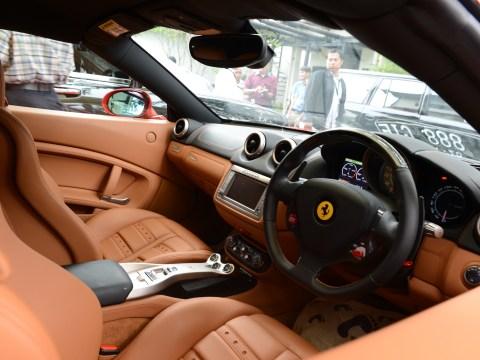 Britain now Europe's biggest market for Ferrari