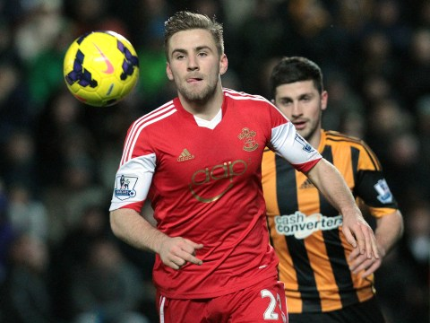 Luke Shaw happy to be linked with Manchester United and Chelsea