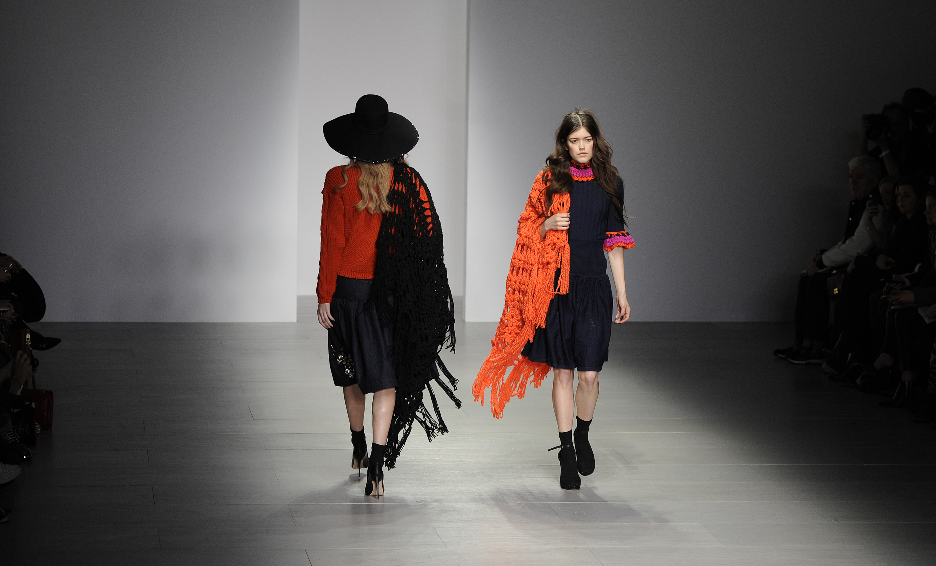 The highlights from day two of London Fashion Week