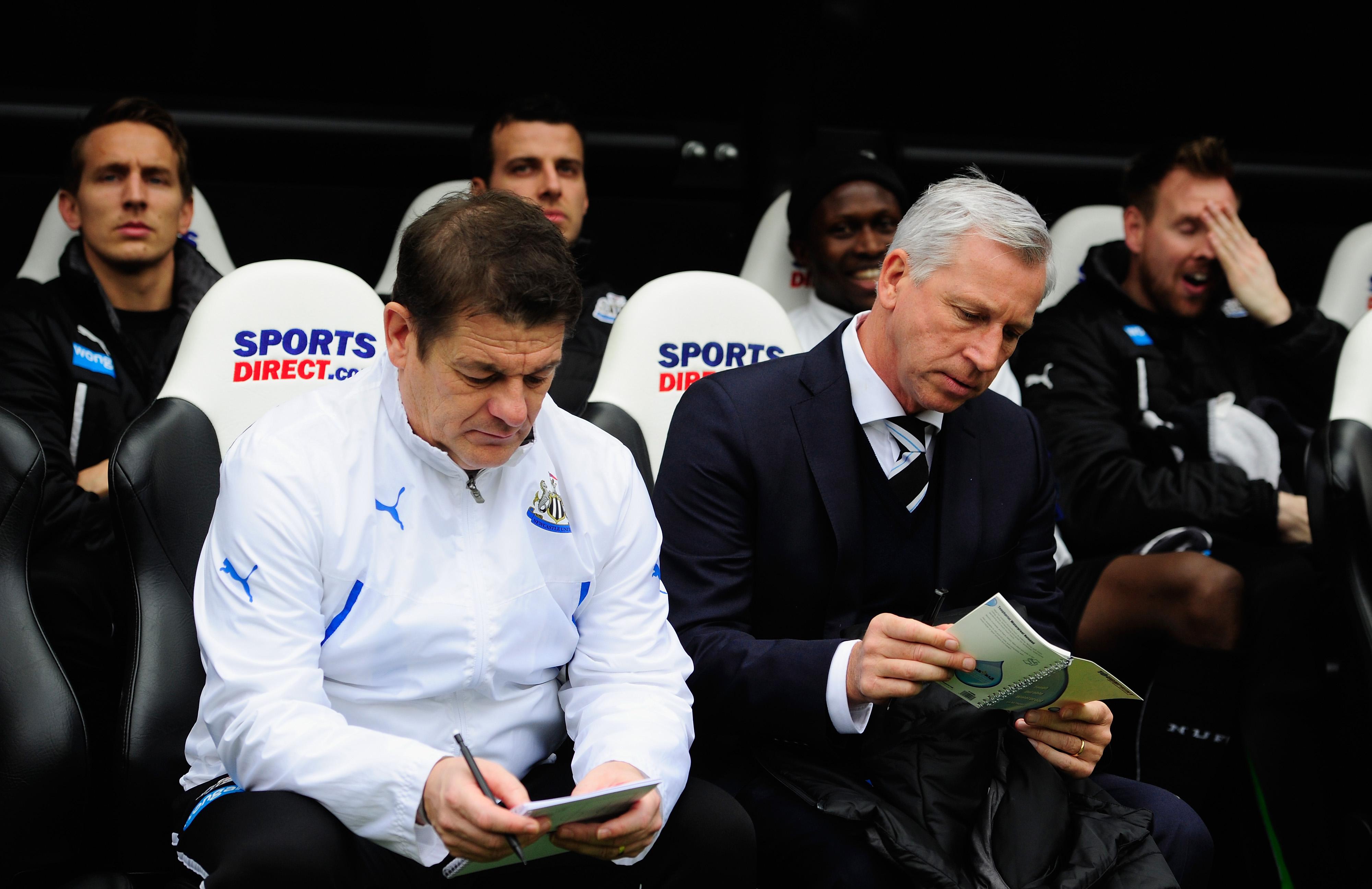Newcastle United v Aston Villa - Premier League