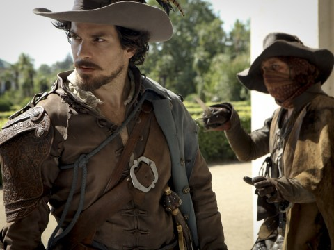 The Musketeers, episode four: Aramis' past is revealed