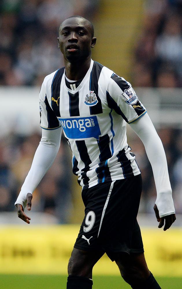 Fenerbahce plot late move for Newcastle striker Papiss Cisse