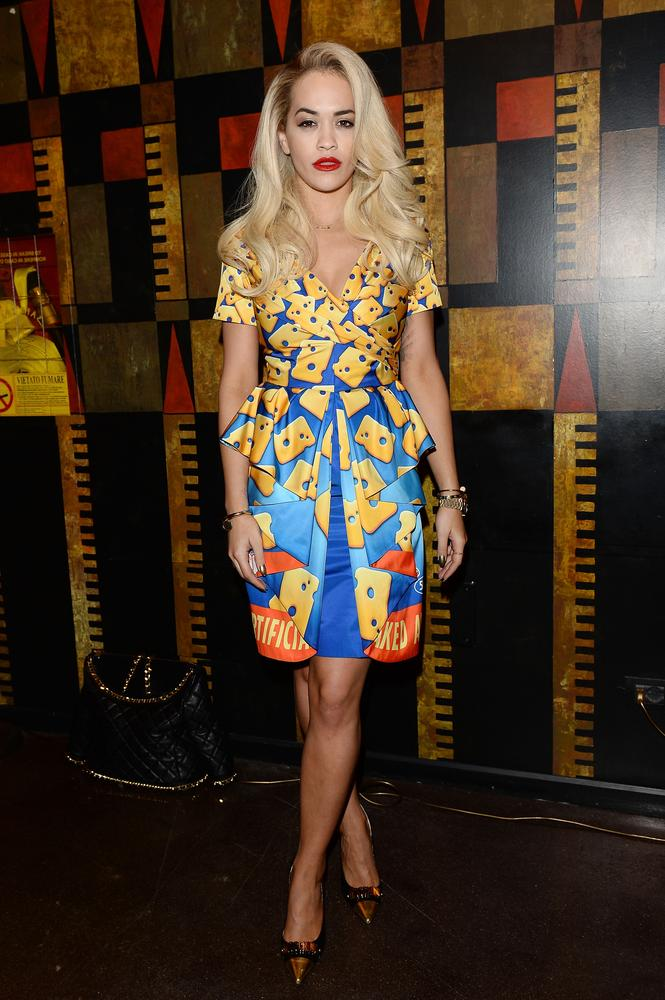 Rita Ora gushes about 'passionate' Fifty Shades of Grey film