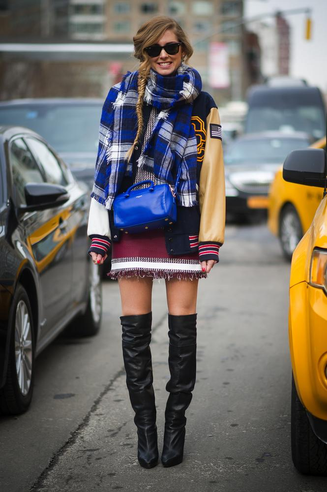 New York Fashion Week street style: Top 10 looks, from Victoria Beckham to Olivia Palermo