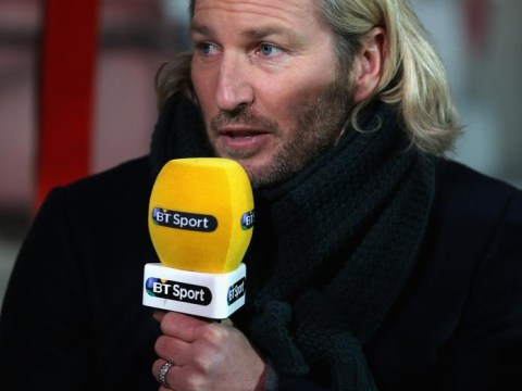 Manchester City gain thousands of new fans as Robbie Savage vows to 'stop working' if they overturn Barcelona deficit