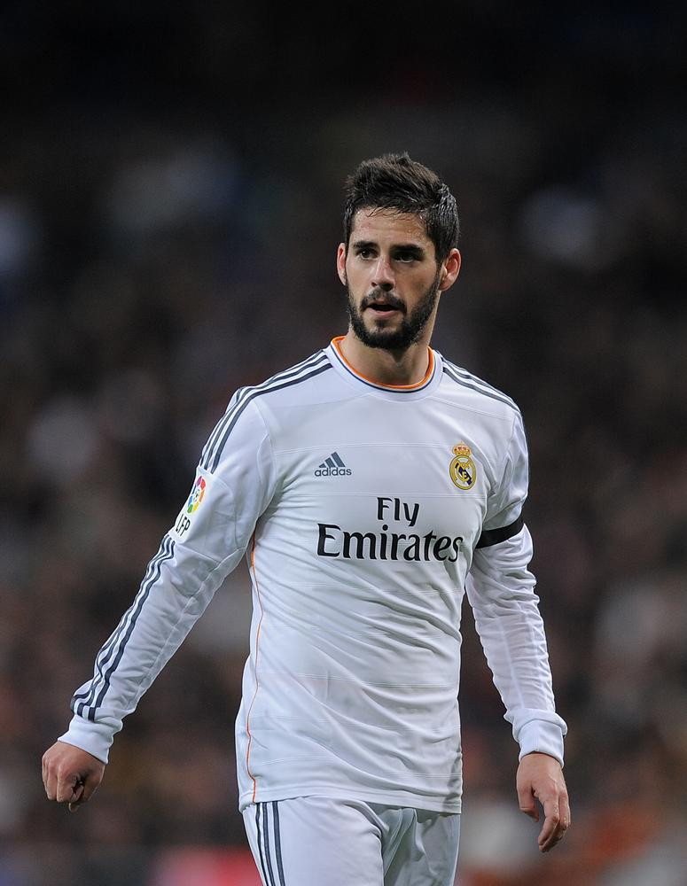 Liverpool line up £37million transfer bid for Real Madrid's Isco