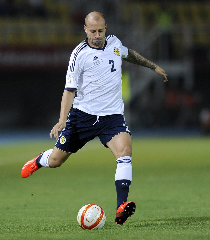 Money for nothing: Unwanted Alan Hutton a sorry reminder of shabby Alex McLeish era at Aston Villa