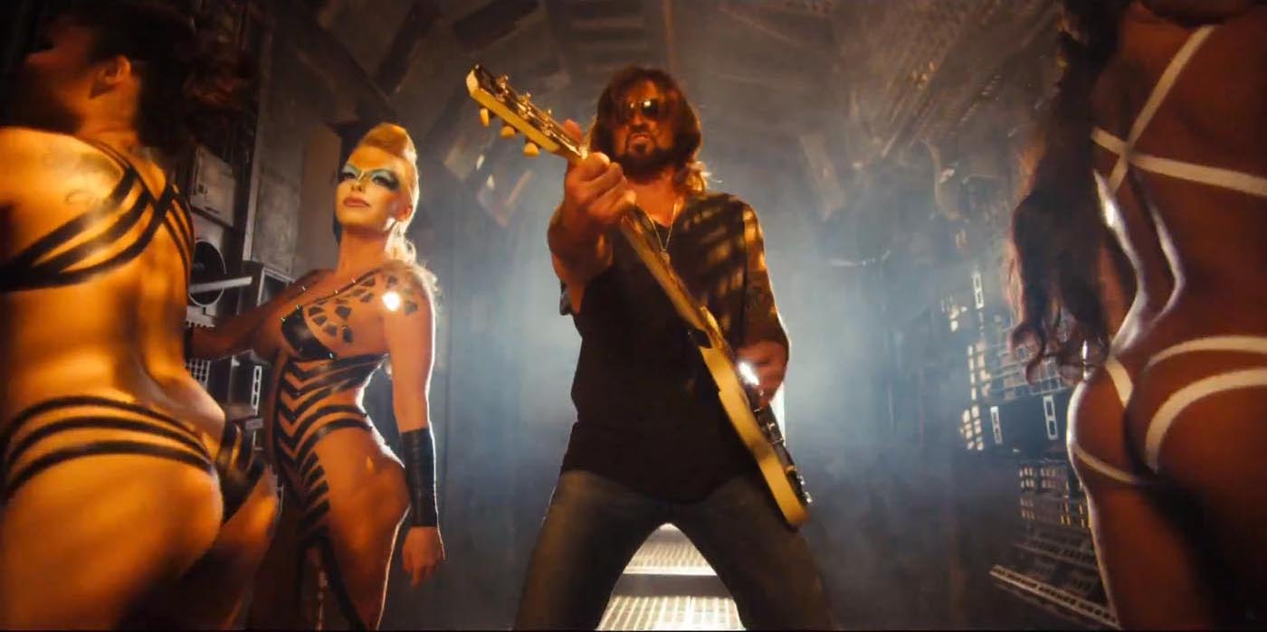 Billy Ray Cyrus releases a hip hop remake of Achy Breaky Heart (Picture: BUCK 22 MUSIC)
