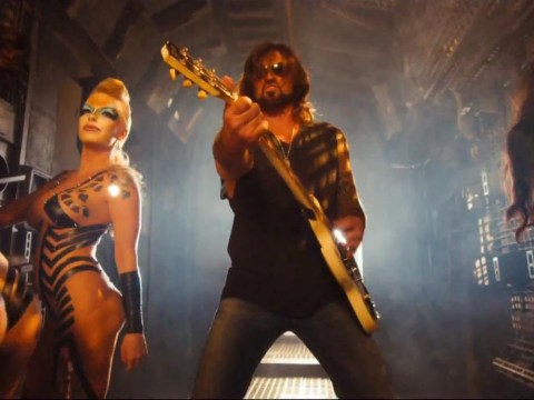 Billy Ray Cyrus releases hip hop video for Achy Breaky Heart remake with twerking dancers