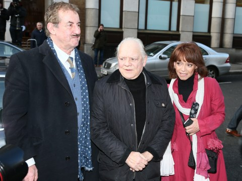 Gallery: Stars and celebs turn out to pay last respects to Roger Lloyd-Pack aka Trigger