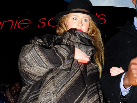 Gallery: Adele, Cara Delevingne, Kate Moss and Rita Ora at Prince's Ronnie Scott's gig