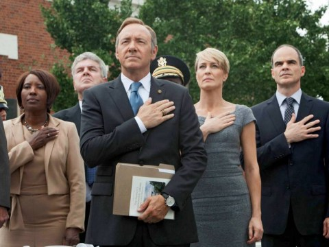 Why House of Cards is the best Netflix original series