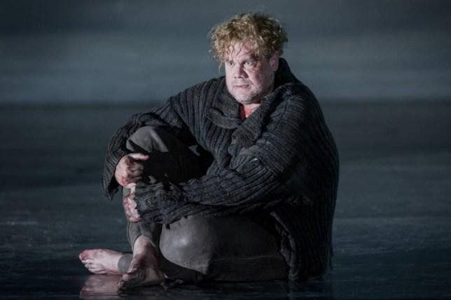 Peter Grimes, starring Stuart Skelton as the eponymous fisherman (Picture: Robert Workman)