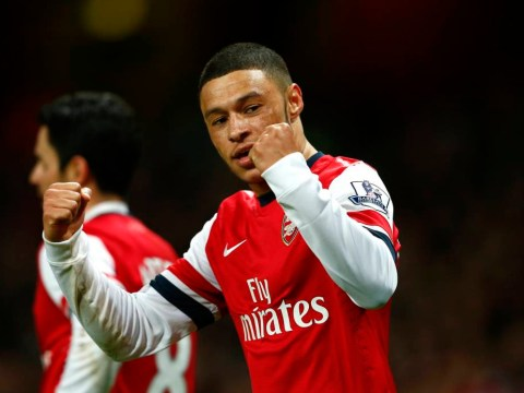 Alex Oxlade-Chamberlain brace sends Arsenal back top of the Premier League in victory over Crystal Palace