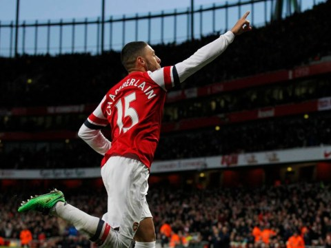 Gallery: Arsenal go top of the league with 2-0 win against Crystal Palace