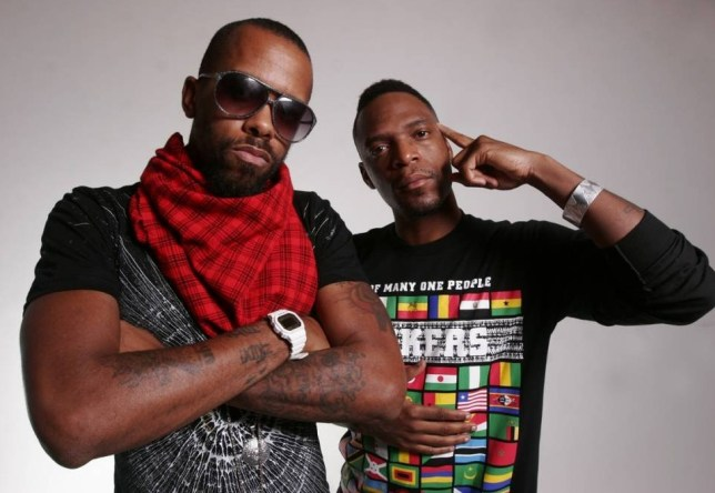 Dead Prez will be performing at the Jazz Cafe in London (Picture: supplied)
