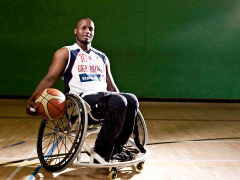 Abdi Jama: Wheelchair basketball kept me out of trouble