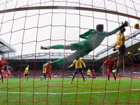 Gallery: Liverpool thrash Arsenal 5-1 at Anfield – 8 February 2014