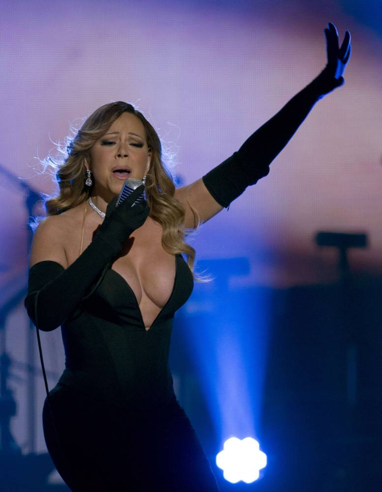 Mariah Carey claims to have 'deleted' Nicki Minaj from her life