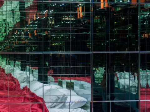La Kiss Room, Paris: The one-night only bedroom made entirely of mirrors