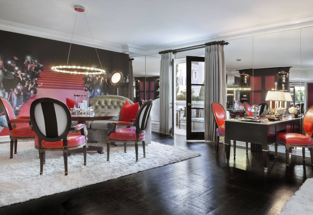Travel: Celebrate 100 years of Beverly Hills in a specially themed hotel suite