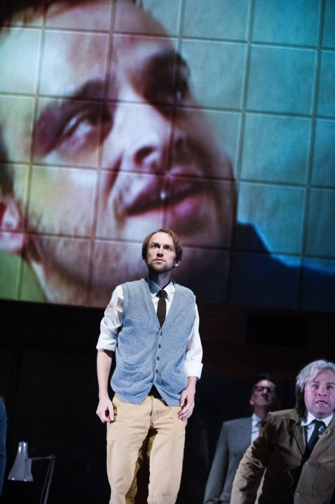 Robert Icke and Duncan Macmillan's 1984 gets right inside your head
