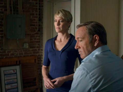 House Of Cards season 2 is 'shocking and dangerous' contrary to what new stills may suggest