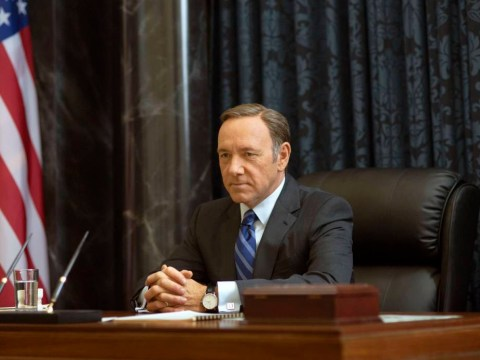 What time will House of Cards season 2 be available on Netflix?