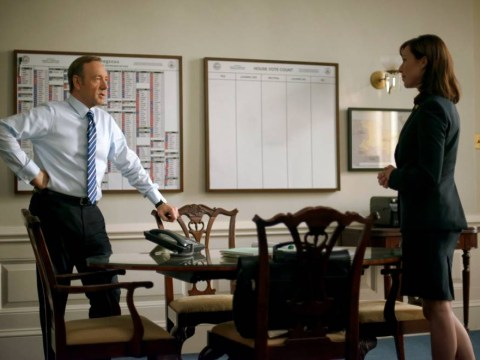 House of Cards: Season 2 newbie Jackie Sharp threatens Frank Underwood's deadly rise to power