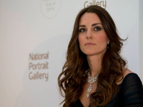 Gallery: Kate Middleton attends the National Portrait Gallery Gala 2014