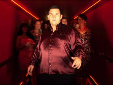 Cuban Fury: Nick Frost likes to move it, move it