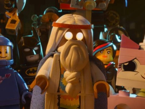 The Lego Movie: The bricks might be made of plastic but this is fantastic