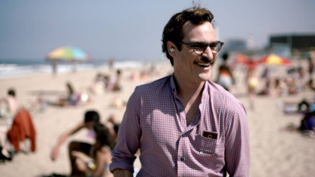Joaquin Phoenix plays Theodore Twombly in Her (Picture: supplied)