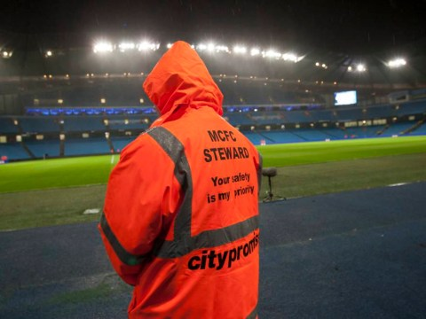 Everton v Crystal Palace and Manchester City v Sunderland matches off as weather wreaks havoc on football fixture list
