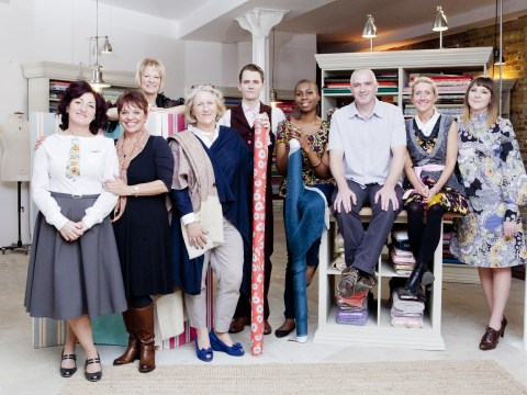 The Great British Sewing Bee felt a touch contrived