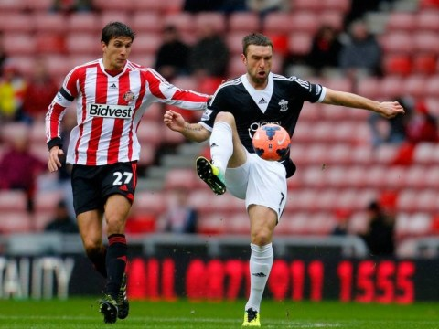 Rickie Lambert misses absolute sitter as Southampton crash out of FA Cup to Sunderland