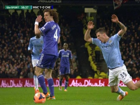 Stevan Jovetic pulls off shocking dive to go from hero to zero against Chelsea