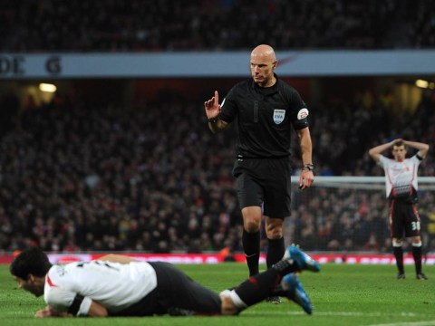 Howard Webb's poor officiating 'down to too much after-dinner speaking'