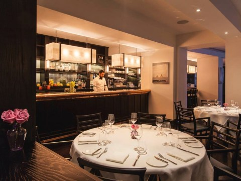 The London House: Gordon Ramsay opens a pearl in the old Bennett Oyster Bar