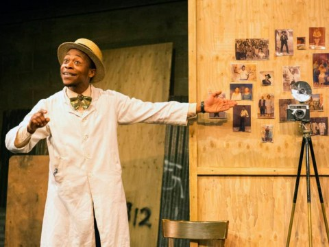 Sizwe Banzi Is Dead at Young Vic is a fine revival of apartheid classic